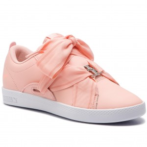 Sneakers PUMA Smash Wns Bkl Patent 369638 03 Pale Pink