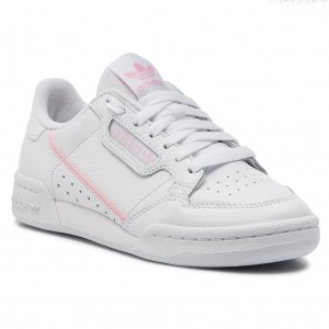 the latest 3aa3e c9c1d Shoes adidas Continental 80 W G27722 Ftwwht Trupnk Clpink