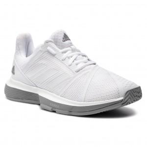 Shoes adidas - CourtJam Bounce W CG6354 Ftwwht Ftwwht Lgrani 76f71bea4c3