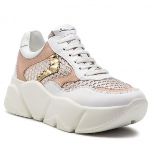 9141 0012012968 Hook Sneakers 05 Blanche Voile Lenny Nero nPw0Ok