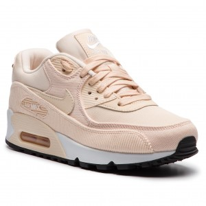 buy popular a3b37 2bbb9 Shoes NIKE Air Max 90 Lea 921304 800 Guava Ice Guava Ice Black