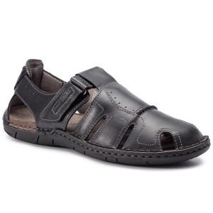 99a5eee5f22c Sandals JOSEF SEIBEL - Paul 15 43215 84 100 Schwarz