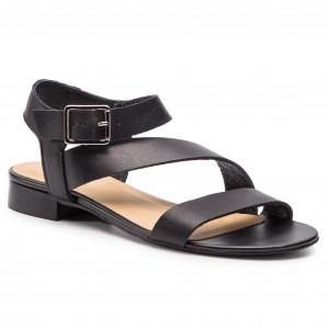 411 660 8811 Black Casual Sandals Maccioni fI7Y6vmgby