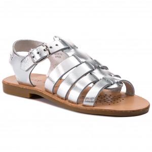 Sandals GEOX J S.Violette G. B J929GB 00044 C1007 S Silver