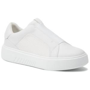 Geox B D Sneakers C1151 Optic Whitesilver Blomiee D926hb 054aj N0kXwO8nP