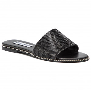 196bb028d39 Slides STEVE MADDEN Satisfy SM11000492-02002-010 Black Multi