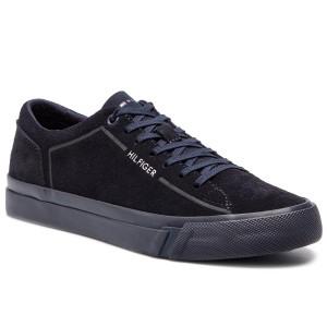 Mid Sneaker Sneakers Corporate Hilfiger Fm0fm01942 Tommy Leather EW92YDHI