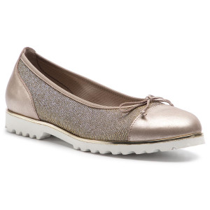Shoes GABOR 23.103.14 DarkNude Flats Low shoes