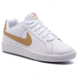 Shoes NIKE Court Royale 749747 106 WhiteClub Gold