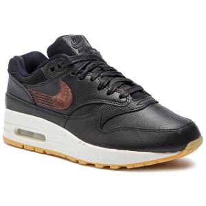 733a5bde378 Shoes NIKE - Air Max 1 Prm 454746 020 Black Black Gum Yellow