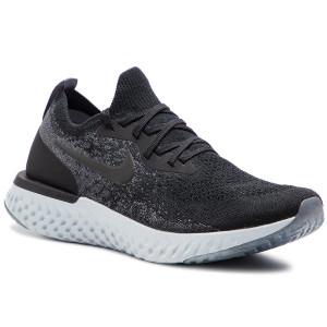 Shoes NIKE Epic React Flyknit AQ0067 001 BlackBlackDark