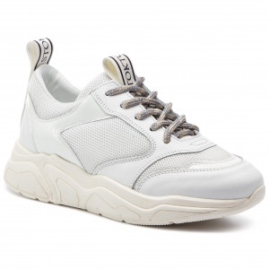 4e9663497ba Sneakers STOKTON - 759-D Vitello Bianco - Sneakers - Low shoes ...