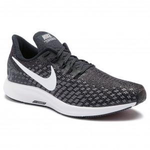 new style 41490 296c4 Shoes NIKE Air Zoom Pegasus 35 (N) 942852 001 Black White Gunsmoke Oil Grey