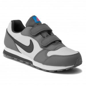 the latest e1ab8 3ba58 Shoes NIKE Md Runner 2 (PSV) 807317 015 Pure Platinum Anthracite