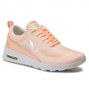 reputable site 8d8ed 16f2c Shoes NIKE - Air Max Thea 599409 805 Crimson Tint Pale Ivory Celery