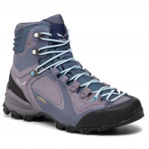 Trekker Boots SALEWA Alpenviolet Mid Gtx GORE TEX 61337
