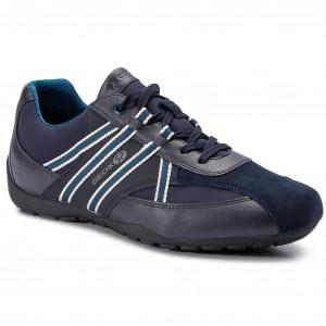 Sneakers GEOX U Ravex B U823FB 05411 C9999 Black