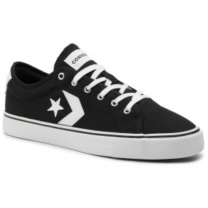 Sneakers CONVERSE Star Player Ox 161595C BlackWhiteWhite