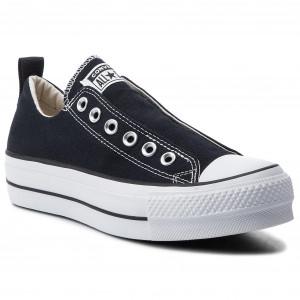 624e90b6fc Sneakers CONVERSE - Run Star Ox 163311C Black/Almost Black ...
