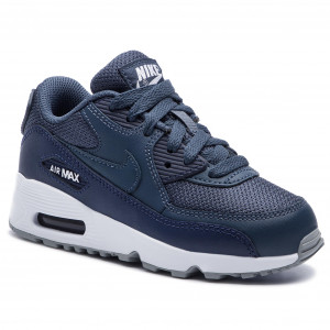 Shoes NIKE Air Max 90 Mesh (Ps) 833420 410 Monsoon Blue