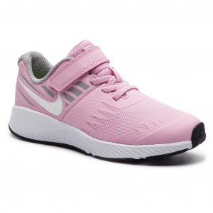 ee4cc2bdeba Shoes NIKE Star Runner (PSV) Pink Rise White