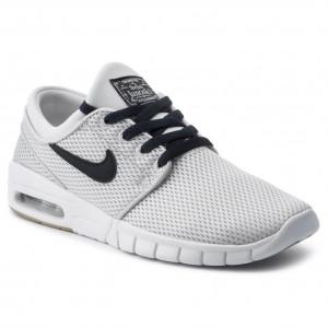new style 0d6bd 4704d Shoes NIKE - Stefan Janoski Max 631303 034 Vast Grey  Obsidian White