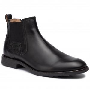 Ankle Boots CAMEL ACTIVE Verona 541.13.02 Black Chelsea