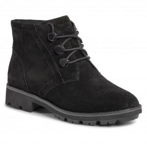 Hiking Boots RIEKER Y9143 01 Schwarz Trekker boots
