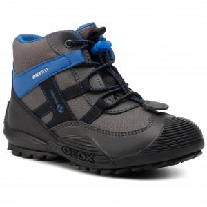 reduzierung GEOX Atreus B ankle boots WPF dk grey//royal