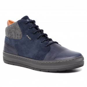 blanco como la nieve Fruta vegetales Groseramente  Boots GEOX - U Ariam C U945QC 01J22 C4002 Navy - Boots - High boots and  others - Men's shoes | efootwear.eu