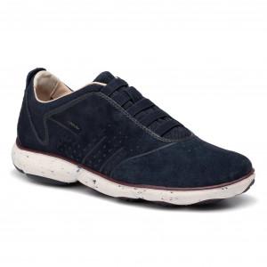 Sneakers GEOX U Vincit C U845VC 00043 C0630 BlackCoffee