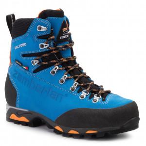 ec488b36f9622 Trekker Boots ZAMBERLAN - New Trail Lite Evo Gtx GORE-TEX Brown ...