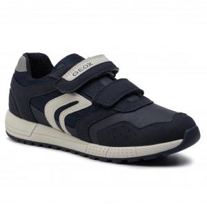 Sneakers GEOX J Alben B. C J949EC 0FUAU C0661 D NavyGrey