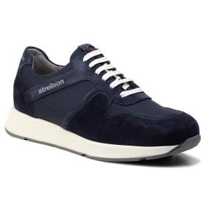 Knee High Boots STRELLSON New Brown 4010002483 Dark Brown