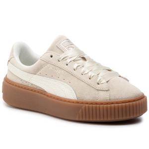 Sneakers PUMA Platform Kiss Suede 366461 03 Peach Beige