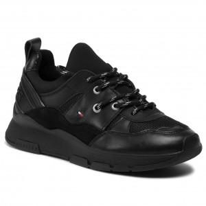 Sneakers TOMMY HILFIGER Maxwell 11C1 FM0FM00924 Black 990