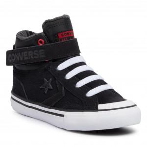 Sneakers CONVERSE - Pro Blaze Strap Hi 765281C Black/Enamel ...