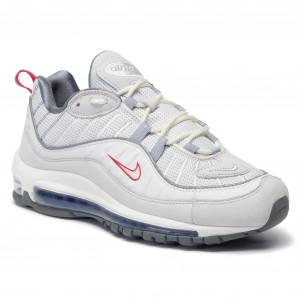 Shoes NIKE Air Max 98 CD1538 100 Summit WhiteMetallic