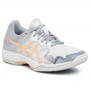 Shoes ASICS Gel Tactic 1072A035 WhiteChampagne 102