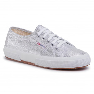 Sneakers SUPERGA 2854 Club 3 Leasuew S1113FW WhiteBeige