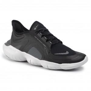 Shoes NIKE Free Rn 5.0 Shield BV1223 002 BlackSilverCool