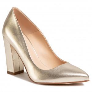 Highheel, Metallic, für Damen, 969 rose gold comb, 36
