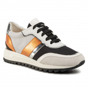 Sneakers GEOX D Tabelya A D02AQA 02211 C1351 Off White 3rGd7