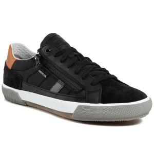 Sneakers GEOX U Kaven C U026MC 02214 C9999 Black