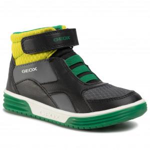 Sneakers GEOX J Argonat B.B J0229B 0FE14 C0802 S Black