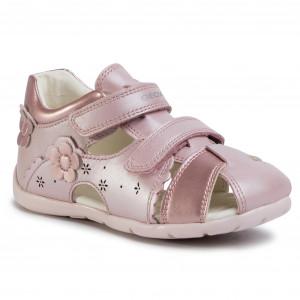 Sandals GEOX B Kaytan G. A B0251A 044AJ C8007 Dk Rose