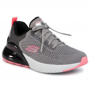 Shoes SKECHERS Wind Breeze 13278GYBK GrayBlack Fitness BERRQ