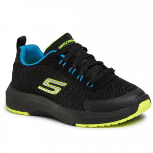 Sneakers SKECHERS Hit The Town 12303BKMT BlackMulti