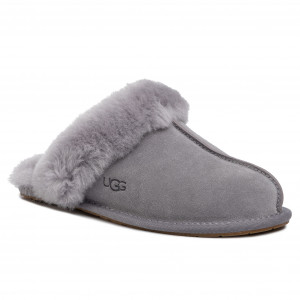 Slippers UGG W Cozy Knit Slipper 1095116 WBlk Slippers