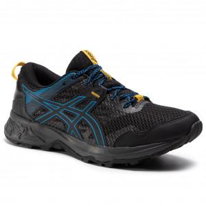 Shoes ASICS Gel Contend 4 T715N Dark BlueSilverSafety